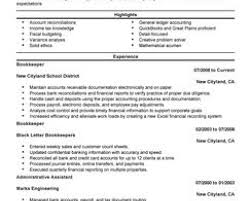 imagerackus lovable best bookkeeper resume example livecareer with charming more bookkeeper resume examples and pleasant human sample resume for bookkeeper