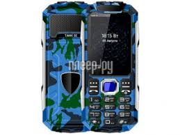 <b>Сотовый телефон BQ 2432</b> Tank SE Camouflage
