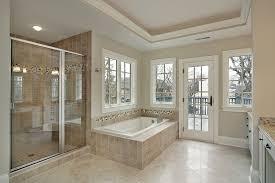 bathroom shower tile design color combinations: bed bath inspiring bathroom makeover for interior design e   www how much does it