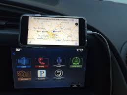 my second c iphone mount chevrolet here s the finished product