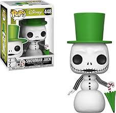 <b>Funko Pop</b> Disney: Nightmare Before Christmas - Snowman <b>Jack</b>