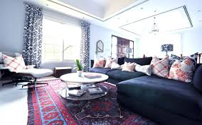 luxury living room persian carpet