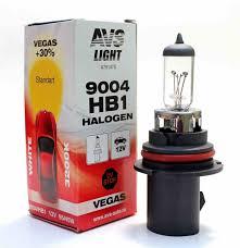 Галогенная <b>лампа AVS Vegas HB1/9004</b> (A78147S) 12V 65/45W ...