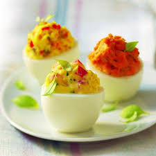 Image result for eating hard boiled eggs