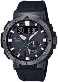 Наручные <b>часы Casio</b> Pro Trek <b>PRW</b>-<b>70Y</b>-<b>1ER</b> — купить в ...