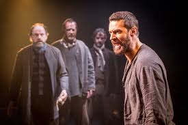 the crucible old vic review thoughts petrified forest 07064 the old vic the crucible richard armitage john proctor photo credit johan persson