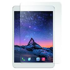 Screen protector <b>tempered glass matte</b> finishing for Galaxy Tab A ...