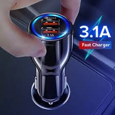 GETIHU 18W 3.1A Car Charger Quick Charge 3.0 Universal ... - Vova