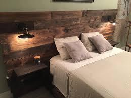 Diy Wood Headboard 15 Easy Diy Headboard Ideas You Should Try Best Of Home And