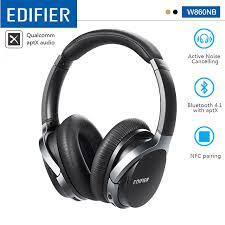 <b>EDIFIER W860NB Bluetooth</b> Headphone ANC Active Noise ...