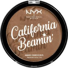 <b>NYX Professional Makeup</b> California Beamin' Face & Body Bronzer ...