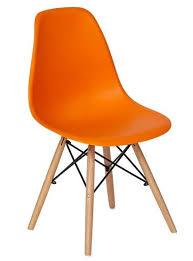 Купить <b>стул Secret</b> De Maison CINDY (EAMES) (mod. 001) orange ...