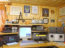 List of hobbies - Wikipedia An example of an amateur radio station with four transceivers, amplifiers, and a computer for logging and for digital modes. On the wall are examples of ...