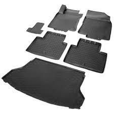 <b>Комплект ковриков салона и</b> багажника Rival для Nissan X-Trail III ...