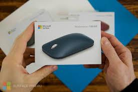 Обзор <b>Microsoft</b> Surface <b>Mobile Mouse</b>   Surface Pro