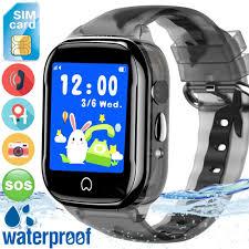 2019 <b>Smart</b> Kids <b>Watch K21</b> Waterproof LBS Locating Voice Chat ...