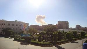 تفجير الدفاع اليمنية