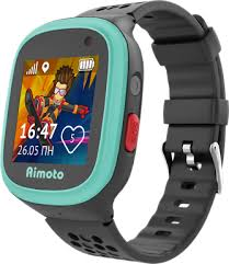 Купить <b>Умные часы Кнопка</b> Жизни Aimoto Start 2 Black по ...