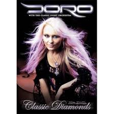 <b>Classic Diamonds</b>: The DVD by <b>DORO</b> - info and shop at Nuclear ...