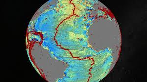 Спутники помогли составить самую подробную карту подводных ...