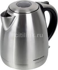 Купить <b>Чайник</b> электрический <b>REDMOND RK</b>-<b>M113</b>, серебристый ...