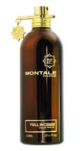 Smoke Gets in Your Eyes: <b>Montale Full Incense</b>