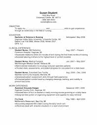 cover letter clinical instructor resume nursing clinical cover letter example resume objective line for computer experience and clinical work nurse resumeclinical instructor resume