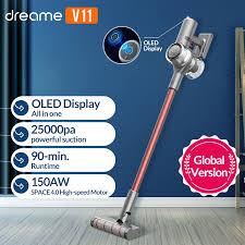 <b>Dreame V11 Handheld Wireless</b> Vacuum Cleaner OLED Display ...