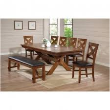 expandable dining table ka ta: acme  appollo distressed oak dining table with butterfly leaf