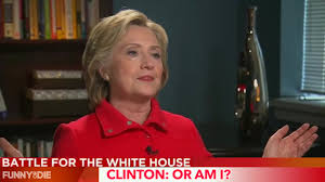fake interview videos articles pictures funny or die the exclusive interview hillary clinton