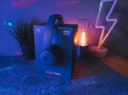 Обзор <b>Beats Solo Pro</b>. Первые Solo с хорошим звуком и шумодавом