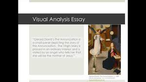 writing a visual analysis essay writing a visual analysis essay seren tk