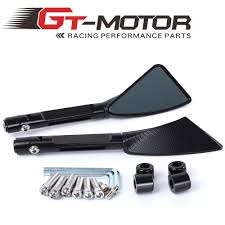 GT Motor Aluminum <b>CNC motorcycle rearview Side</b> mirror ...