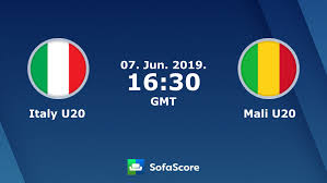 <b>Italy</b> U20 <b>Mali</b> U20 live score, video stream and H2H results ...