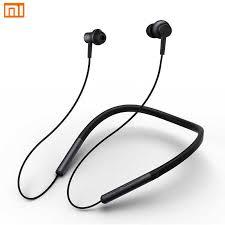 <b>Xiaomi Mi Bluetooth</b> Neckband Earphones <b>Collar</b> Earphones ...