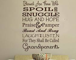 grandparents quote – Etsy UK