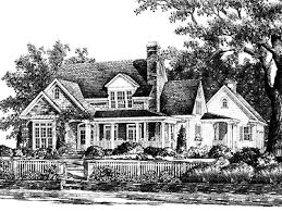 Southern Living House Plans   Cottage house plans    Southern Living House Plans Lakeside Cottage