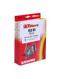 <b>Мешки</b>-<b>пылесборники Filtero FLS</b> 01 (S-bag) Standard, 5 шт. + ...