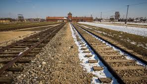 auschwitz and birkenau concentration camp photo essay minority nomad auschwitz birkenau train yard the game of death