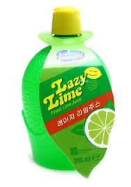 <b>Сок лайма</b> Polenghi Lazy <b>Lime</b> Juice 200мл