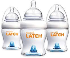 <b>Munchkin Latch Бутылочки</b> для кормления от 0 месяцев 120 мл 3 ...