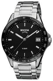 Наручные <b>часы BOCCIA 3597-02</b> — купить по выгодной цене на ...