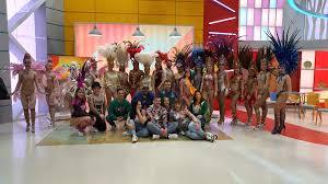 Escolas de Samba da Mealhada na Praça da Alegria - Praça da Alegria