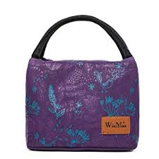 Winmax Insulated <b>Lunch Box Bag</b>, <b>Portable</b> Cooler Bag, Reusable ...