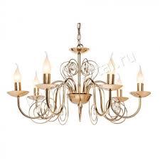 <b>Silver Light</b> Светильник, 7XЕ14X60W, <b>121.58.7</b> золото — купить в ...