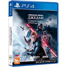Купить PS4 игра EA <b>Звёздные Войны</b> Джедаи: Павший Орден в ...