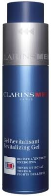 <b>Clarins Men</b> Revitalizing <b>Gel</b> 50ml in duty-free at airport Domodedovo