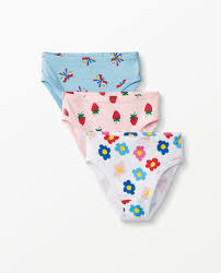Organic <b>Cotton Girls Underwear</b> | Hanna Andersson