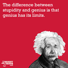 27 Quirky Albert Einstein Quotes on Everything | Bright Drops via Relatably.com