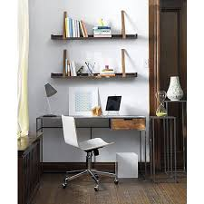 guapo desk in office furniture cb2 file cabinet would fit to one side of desk cb2 office